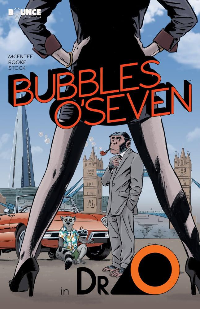 Image of Bubbles O'Seven #01 - Dr. O