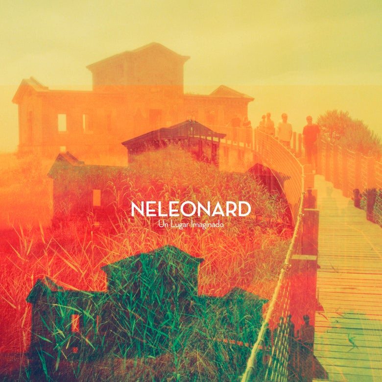 "Image of NELEONARD Un Lugar Imaginado (Limited Edition Oxblood 12"" Vinyl w/MP3s OR CD Digipak)"