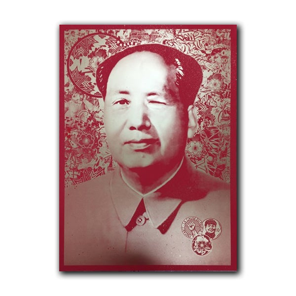 Image of Prefab 77 - Cocky Mao (Winkers series)