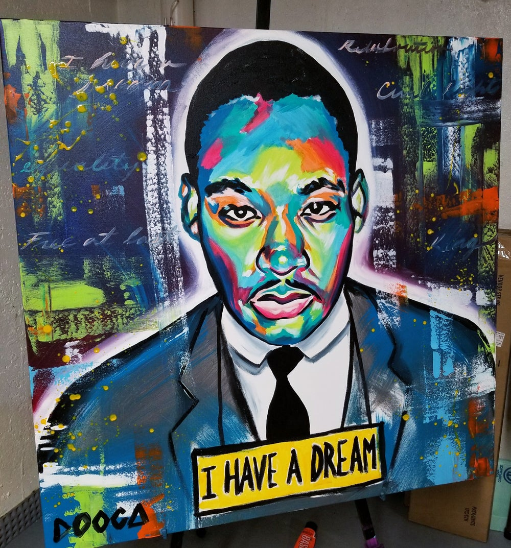 Image of I have a Dream - Canvas Print