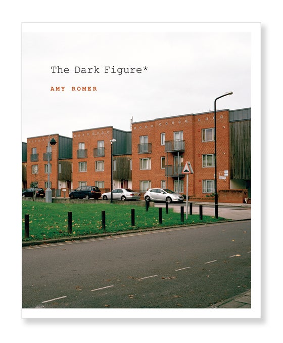 Image of Amy Romer - The Dark Figure*