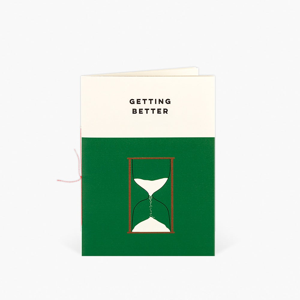 Image of Getting Better (zine)