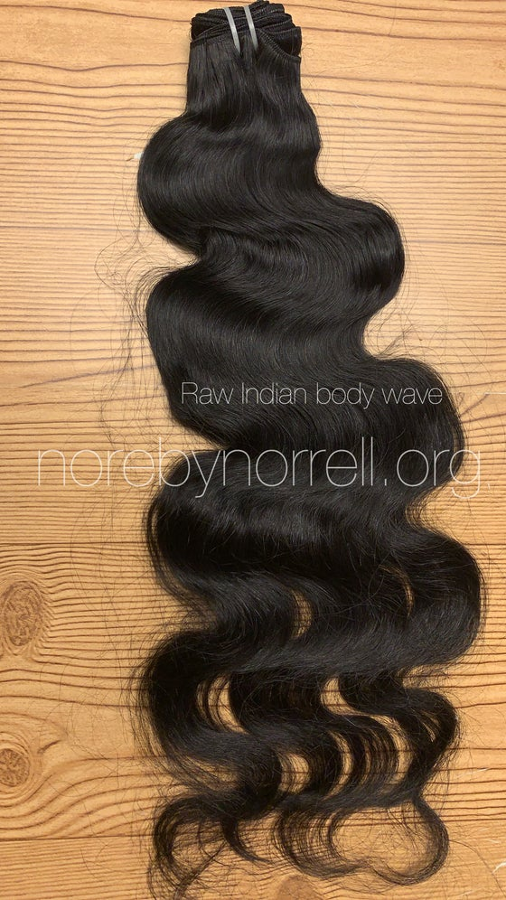 Image of Raw Indian body wave 3 bundle deal