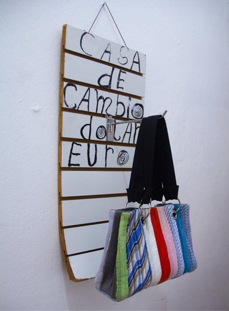 """LA CARTERA"" HANDBAG"