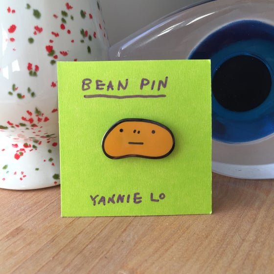 Image of Bean Pin