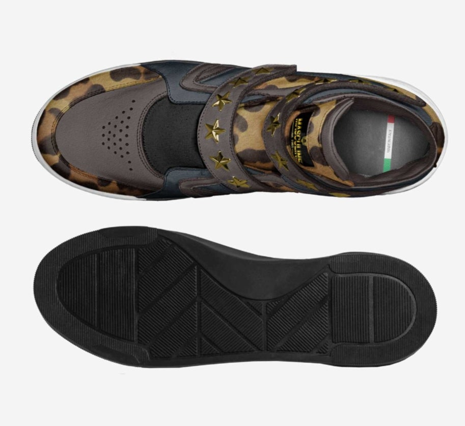 "Image of Masculine Footwear ""Enter The Jungle"" Edition"