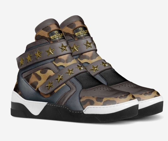 """Image of Masculine Footwear """"Enter The Jungle"""" Edition"""
