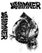 Image of WHAMMER s/t cassette (Scythe - 073)