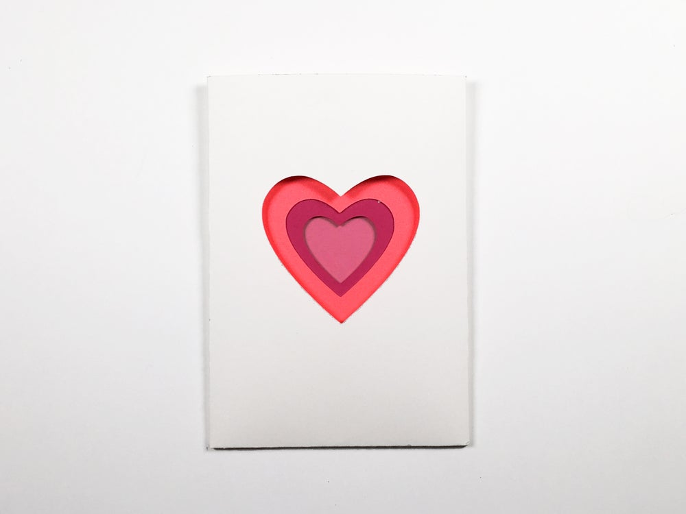 Image of 2 x Love Pocket Cards