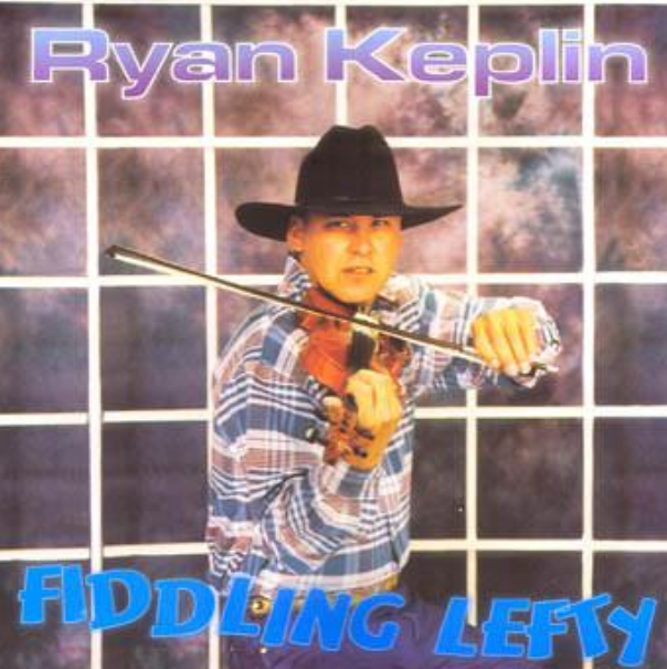 Image of FIDDLING LEFTY - Ryan Keplin SSCD 447