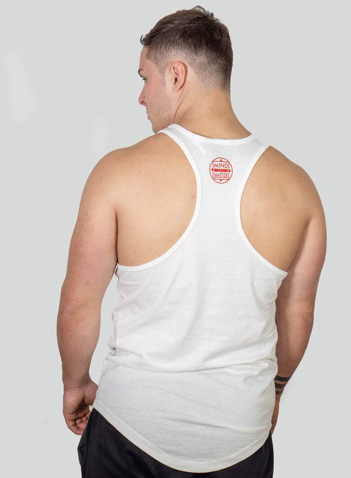 Image of SWEAT EQUITY TANKTOP | WHITE