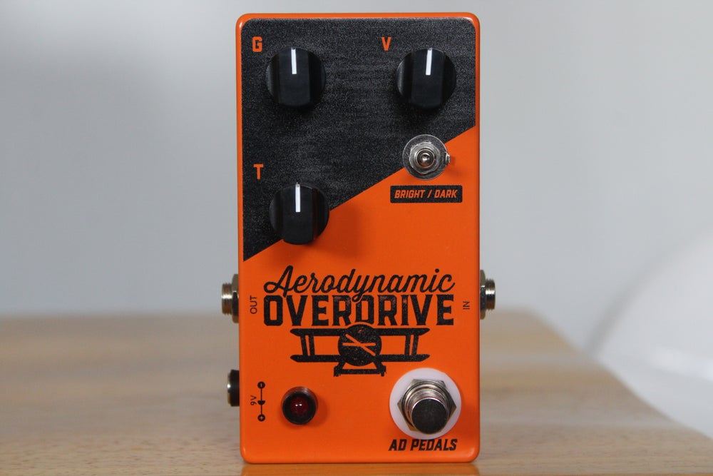 Image of Aerodynamic overdrive