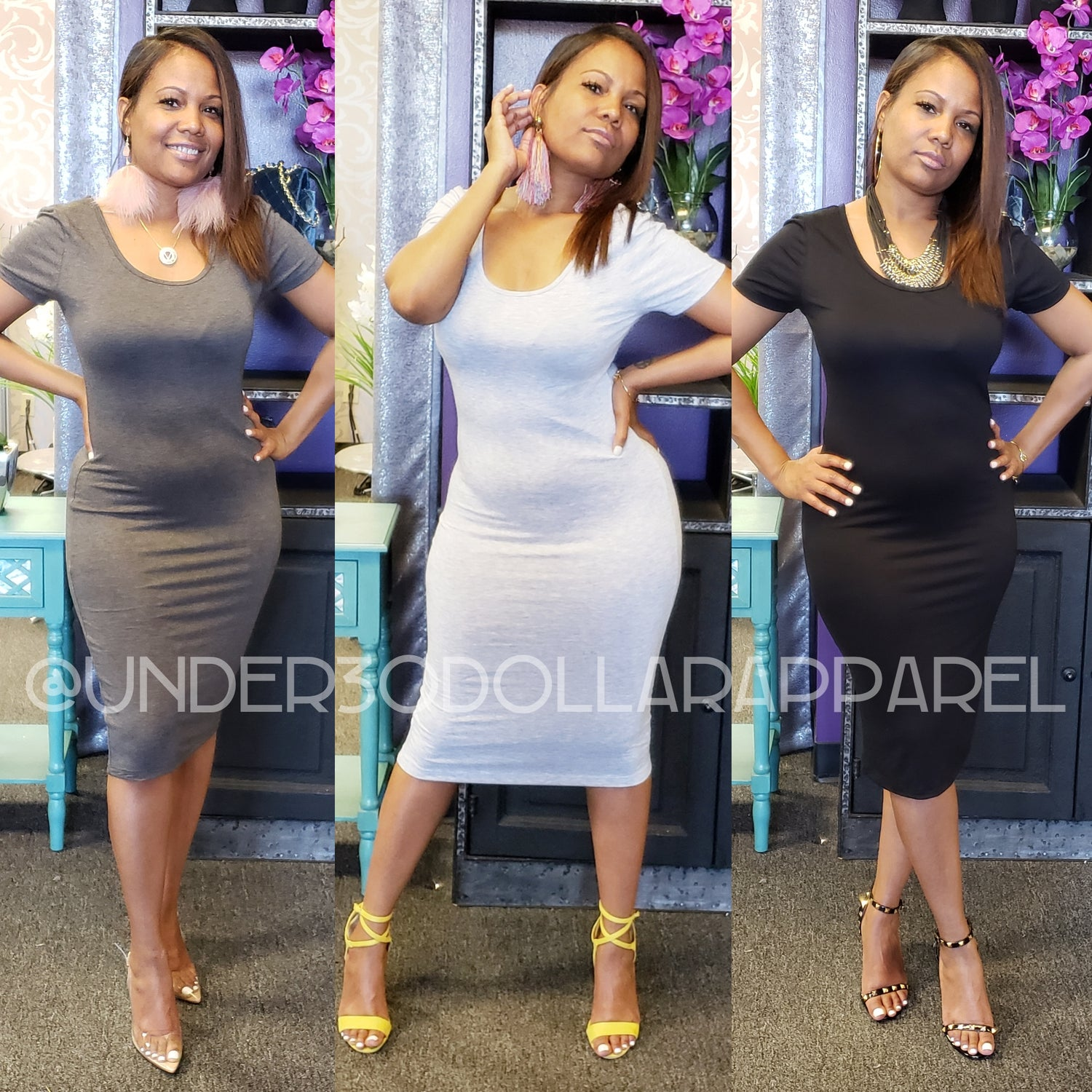 Image of Captain Bodycon Dresses