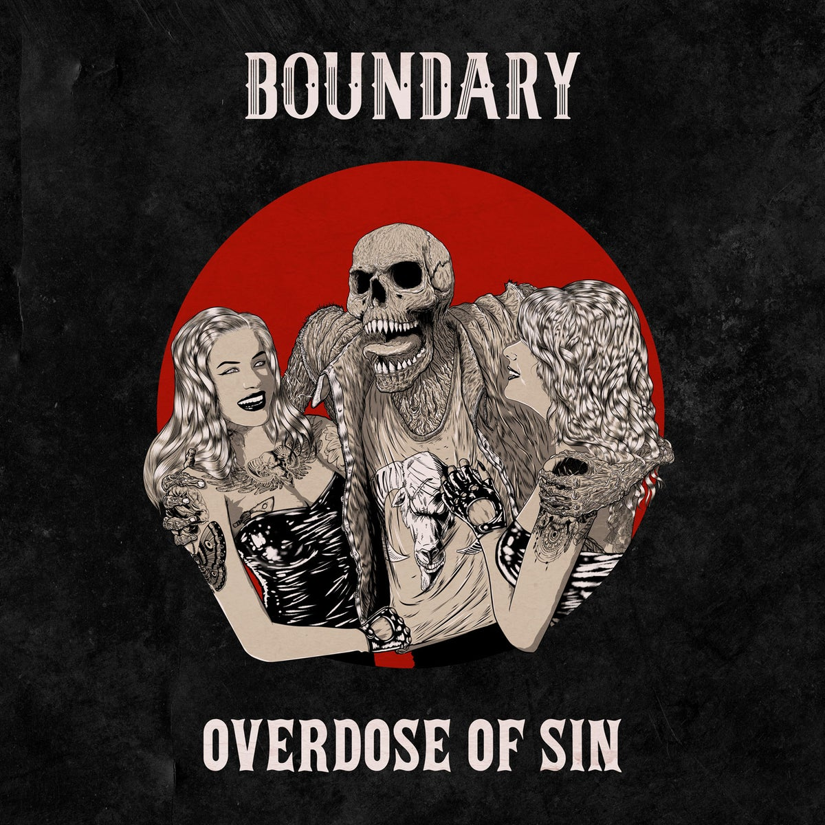 "Image of ""Overdose Of Sin"" CD"