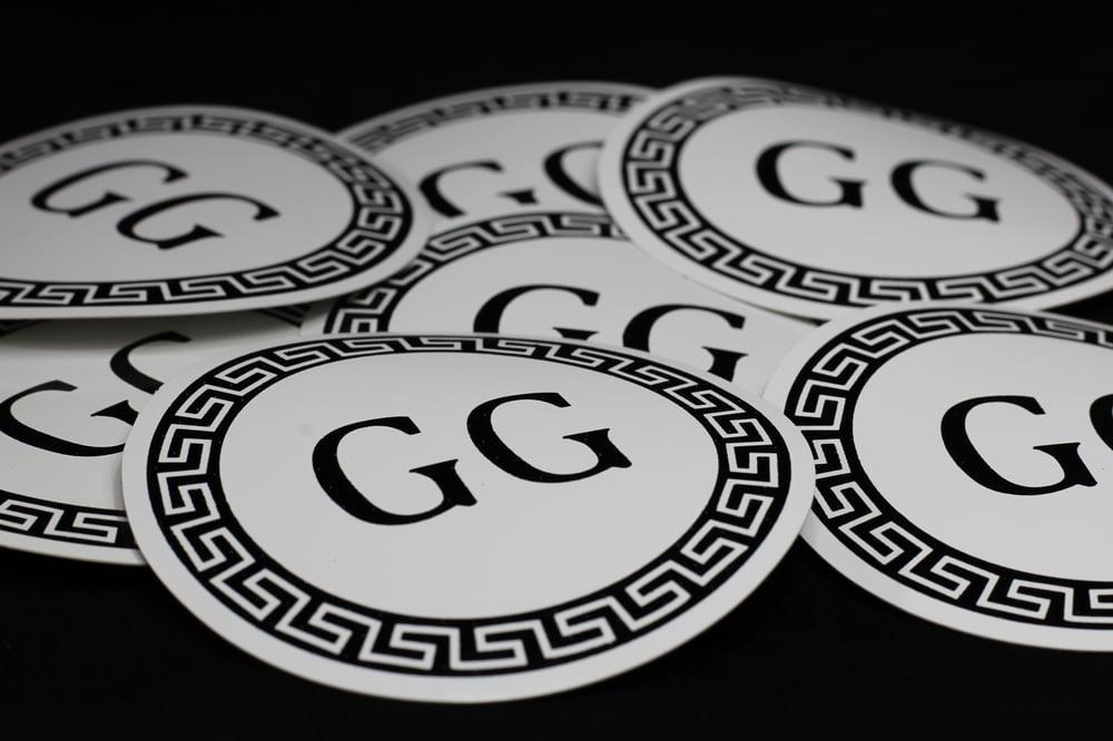 Image of GG Sticker