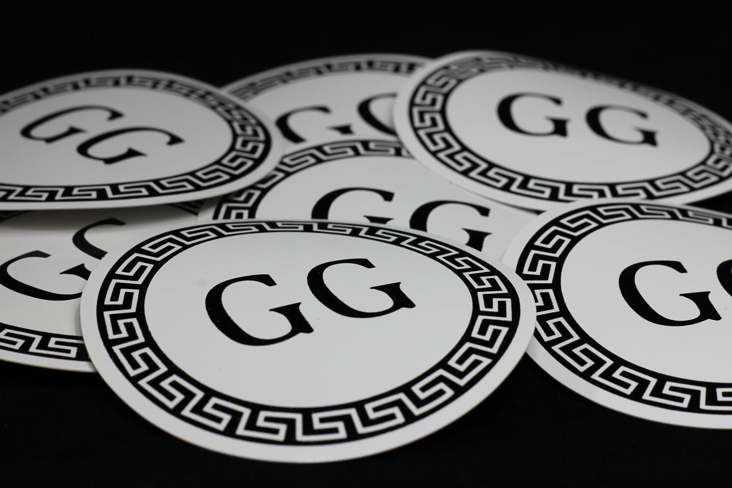 Image of GG Sticker