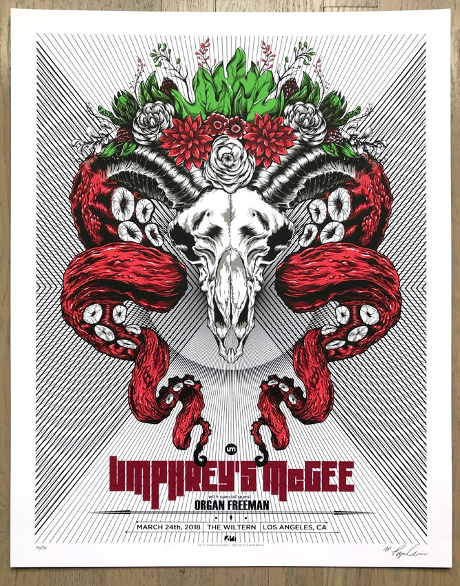 Image of Umphrey's McGee Poster