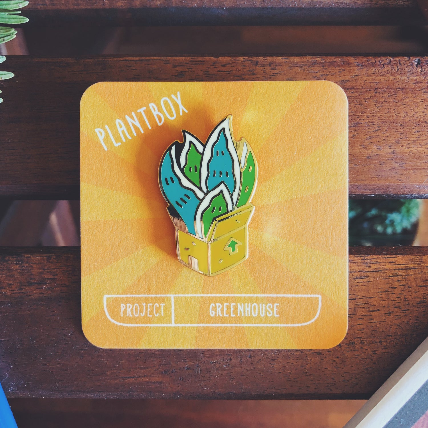 Image of PLANTBOX PIN