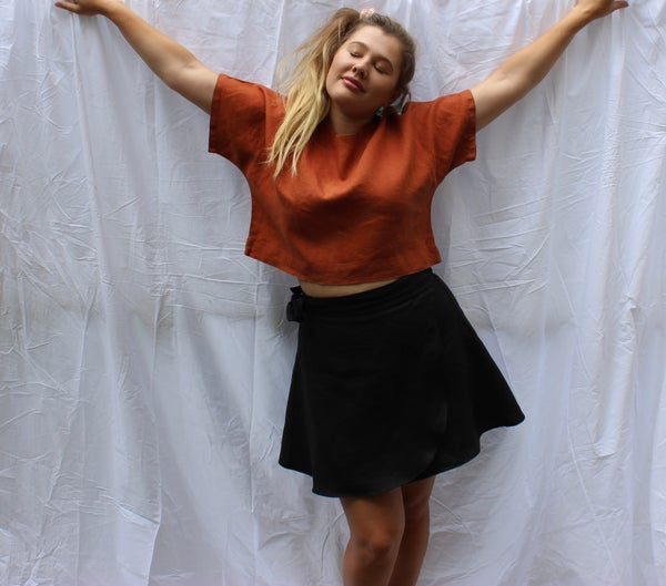 Image of Swift Wrap Skirt