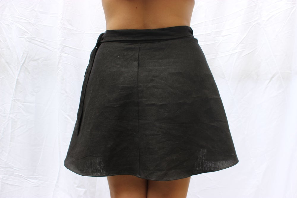 Image of Swift Wrap Skirt