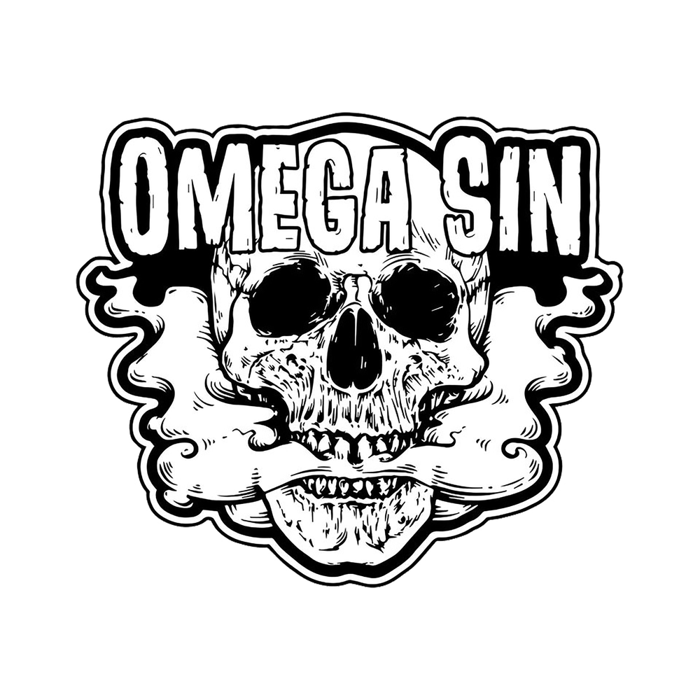 Image of Omega Sin Black T-Shirt
