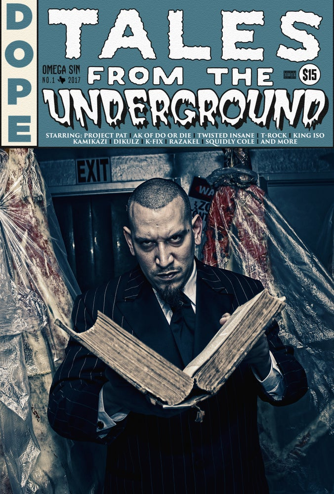 Image of Tales from The Underground Signed Poster