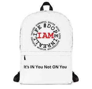 Image of I AM Dope Backpack