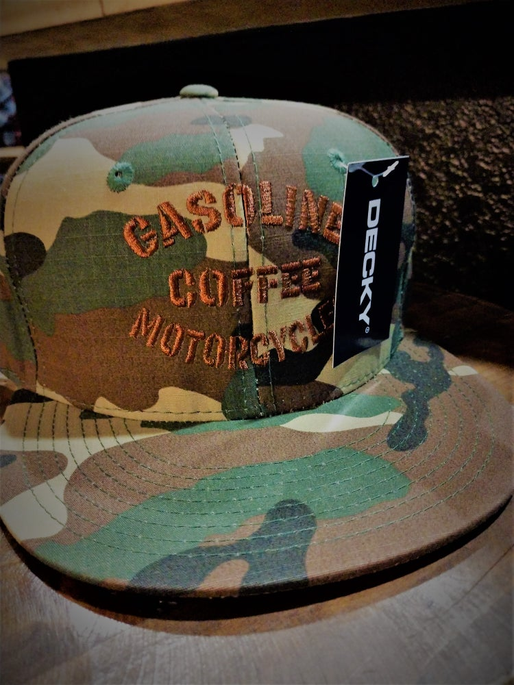 Image of Camo-GCM Snap-Back