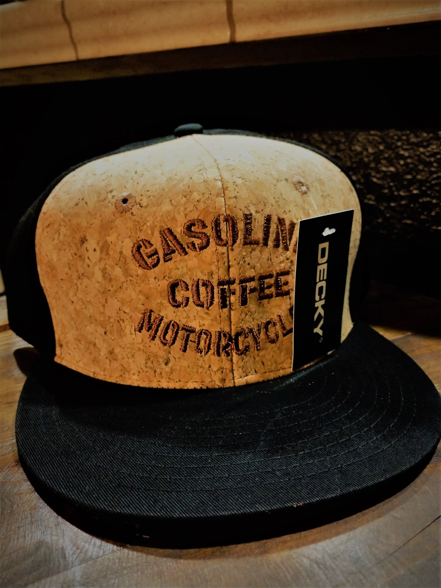 Image of Genuine Kork GCM Decky SnapBack FlatBill Hat