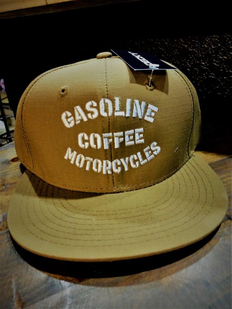 Image of Genuine Khaki GCM Decky SnapBack FlatBill Hat