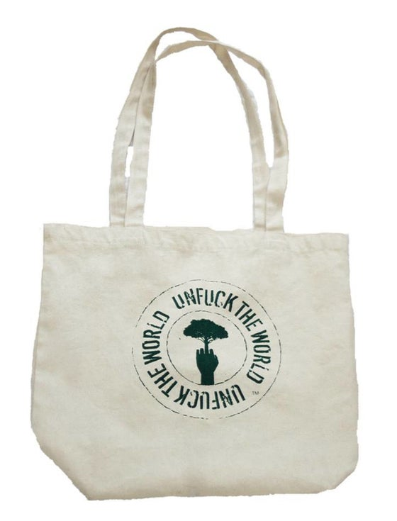 "Image of OFFICIAL  ""FINGERTREE"" TOTE BAG"