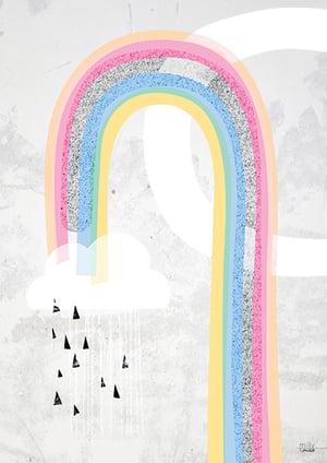 Image of Rainbow Dreams - Art Print
