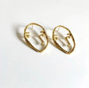 Image of FACE° earrings