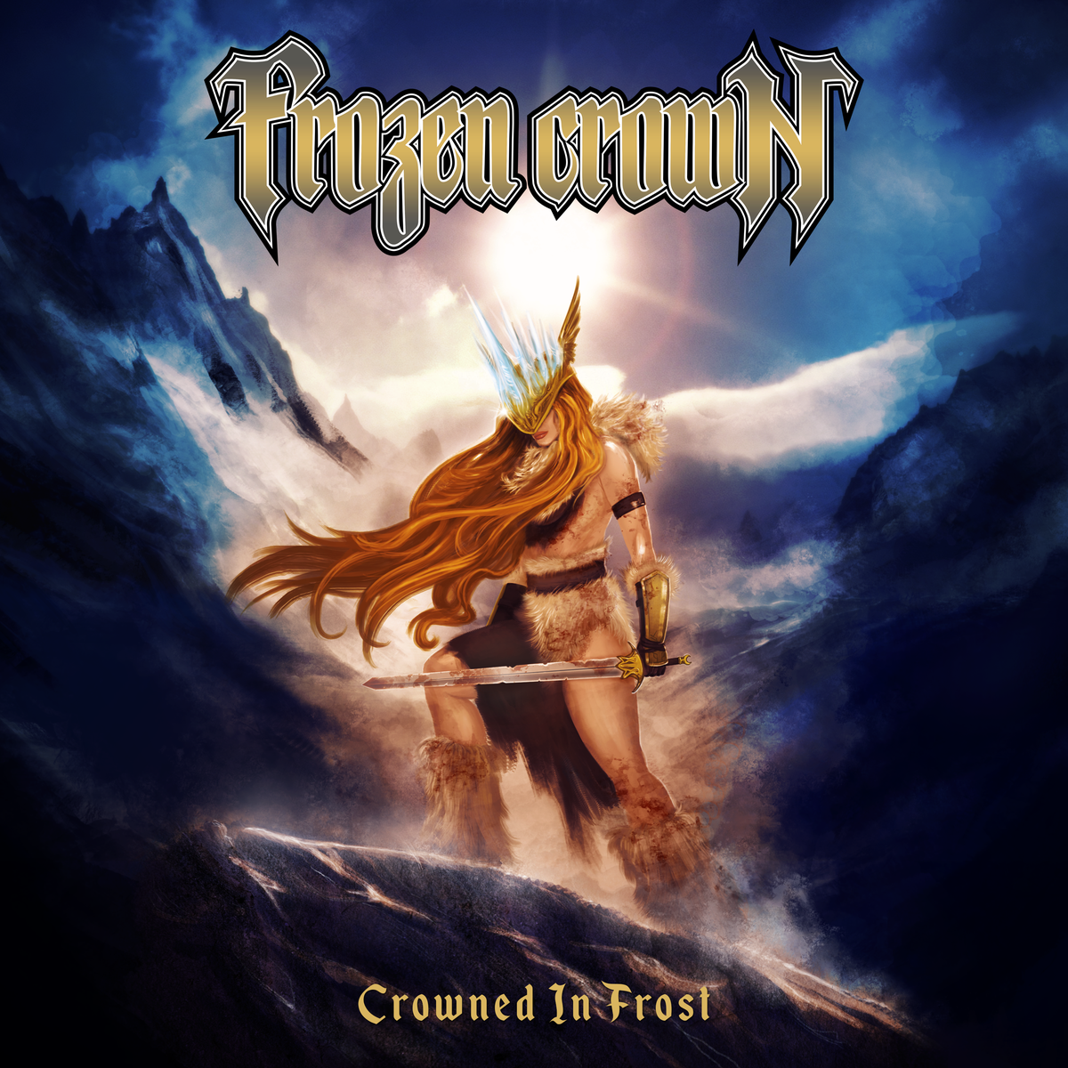 "Image of ""Crowned In Frost"" CD DIGIPACK"
