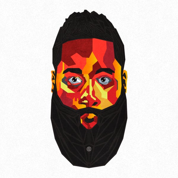 Image of Chef Boy Harden 2019 Remix