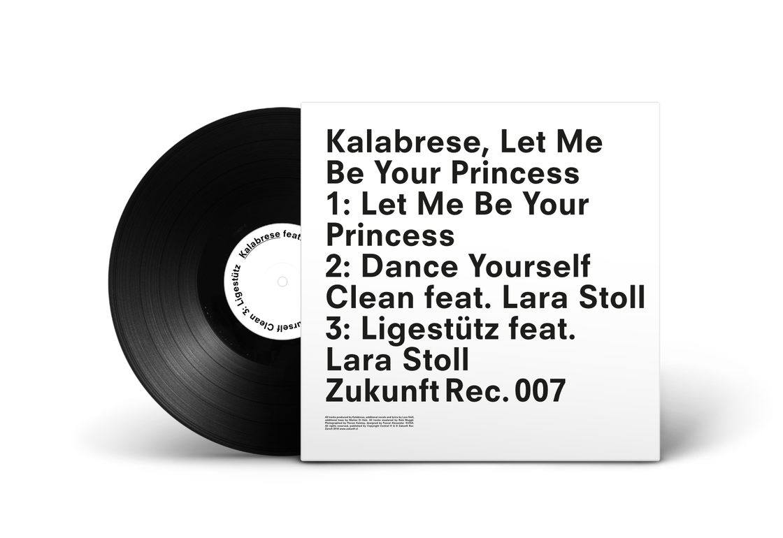 Image of Kalabrese «Let Me Be Your Princess»