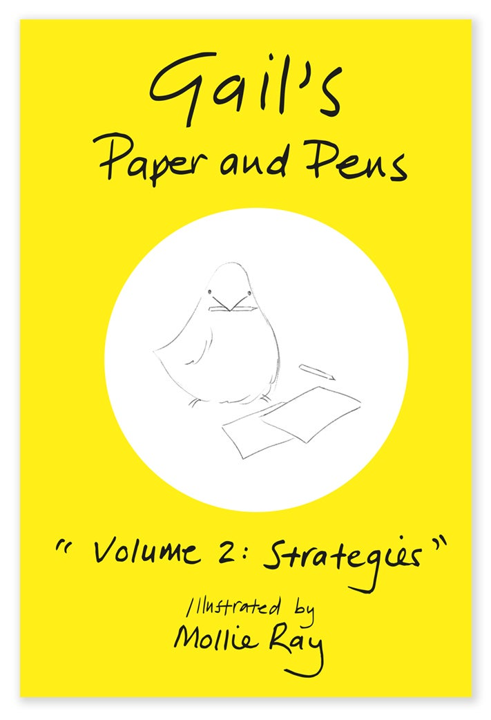 Image of Gail's Paper and Pens - Volume 2: Strategies