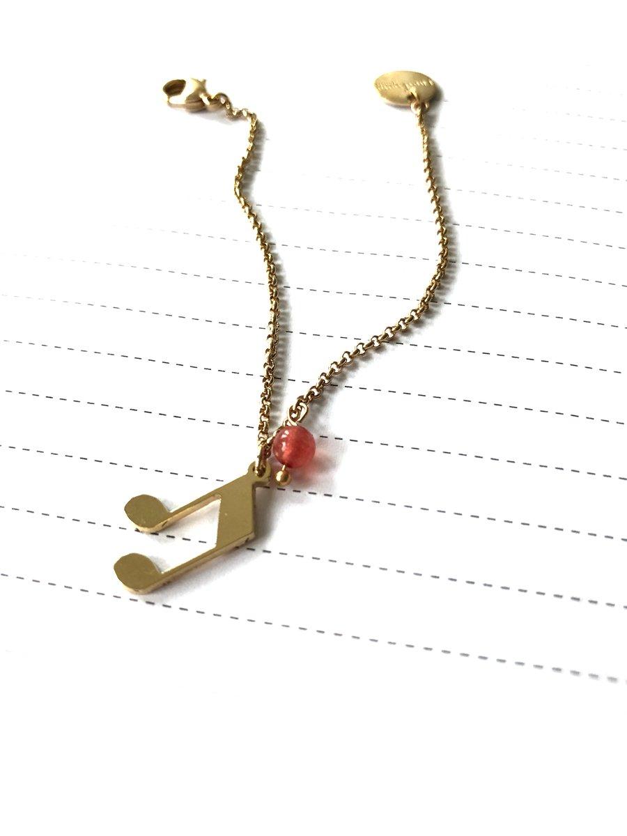 Image of Bracelet MUSIC