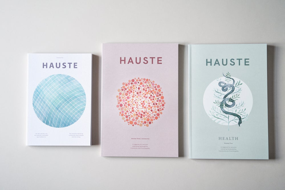 Image of Hauste, vol. 2, 3 & 4