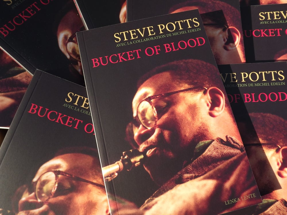 Image of Bucket of Blood de Steve Potts
