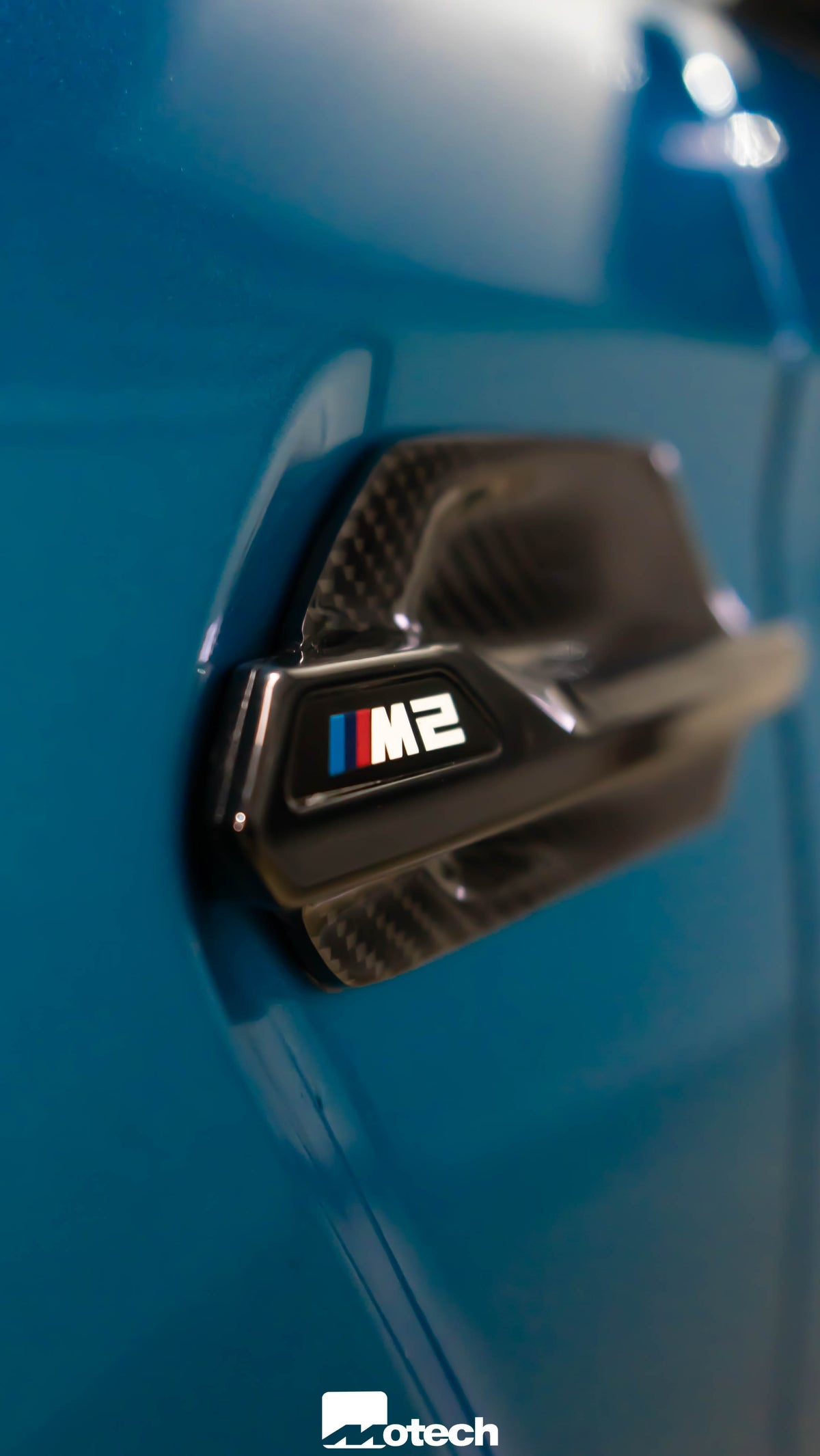 Image of Carbon BMW M2/M2 Competition Side Fenders