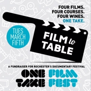 Image of Film to Table 2018