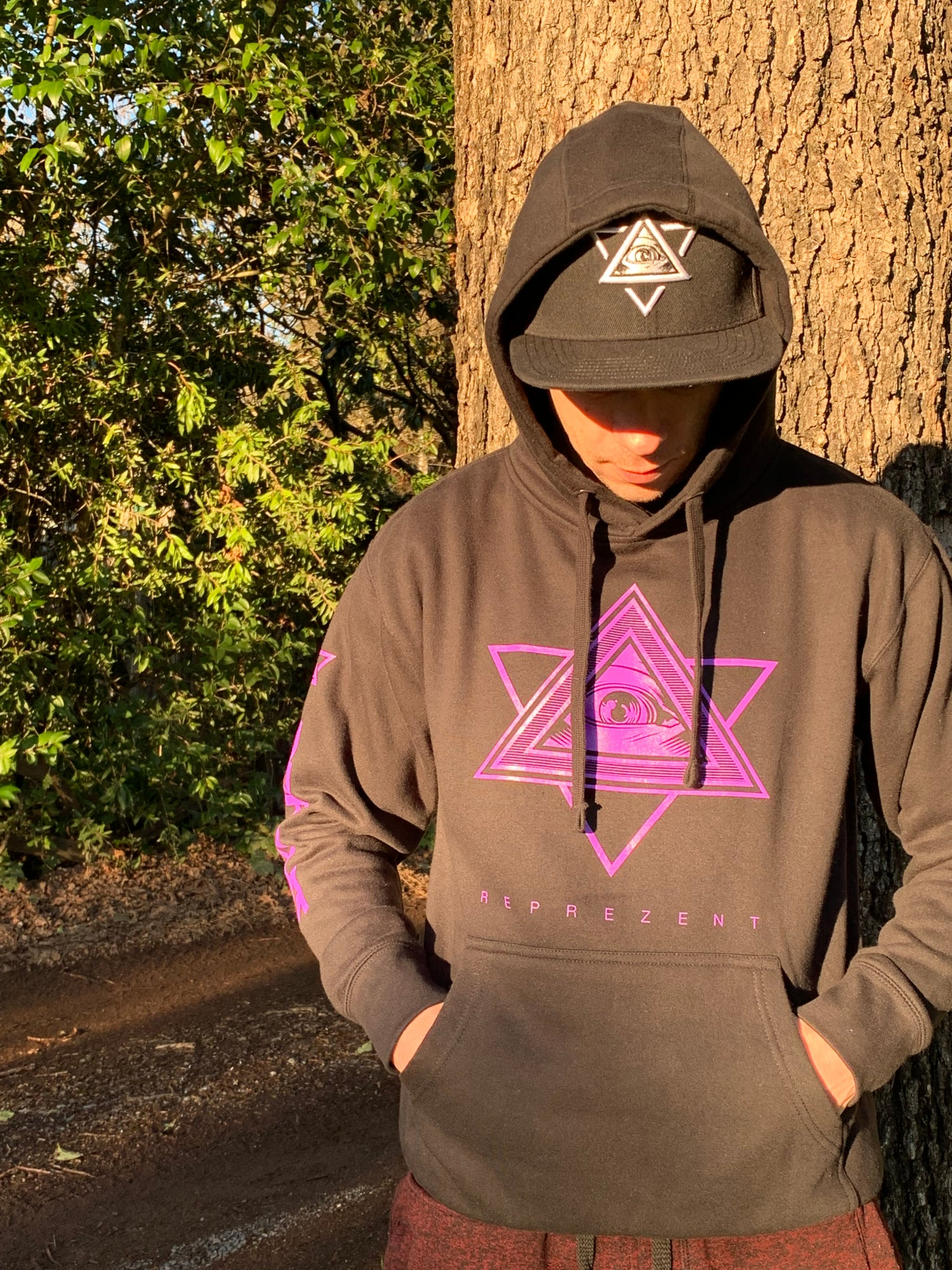 Image of Manifest Your Destiny-Purp-SuperLimited Hoodie