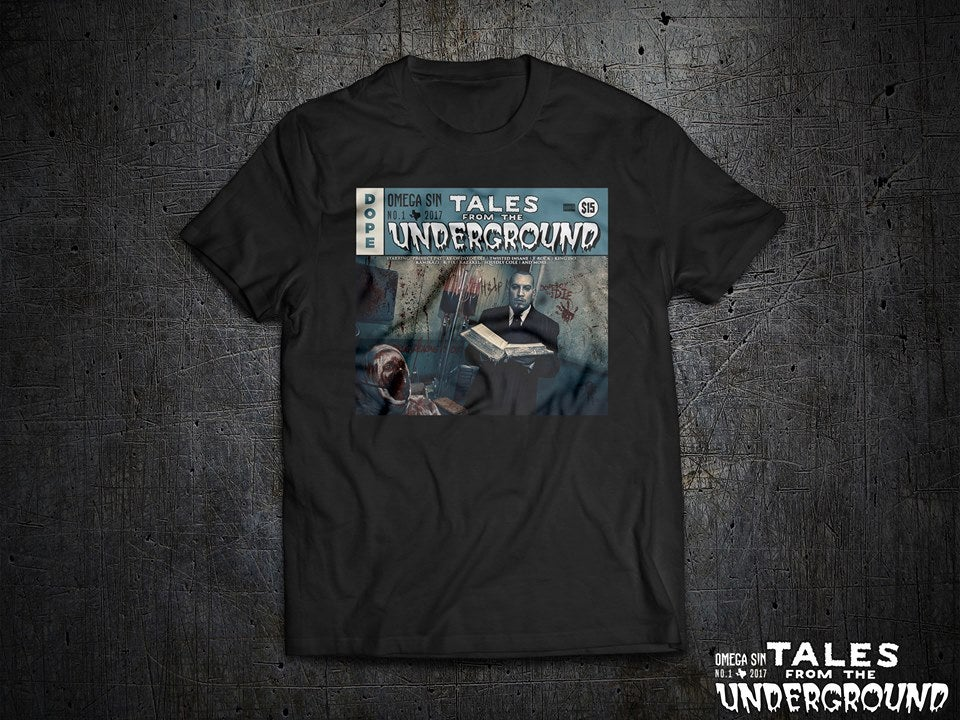 Image of Tales from the Underground T-Shirt