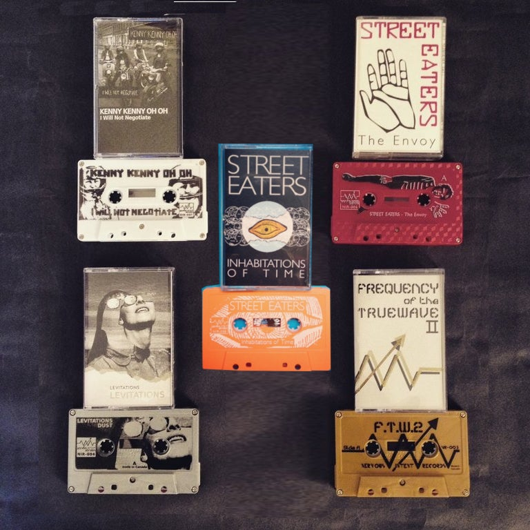 Image of TAPES, CDs, and package deals!