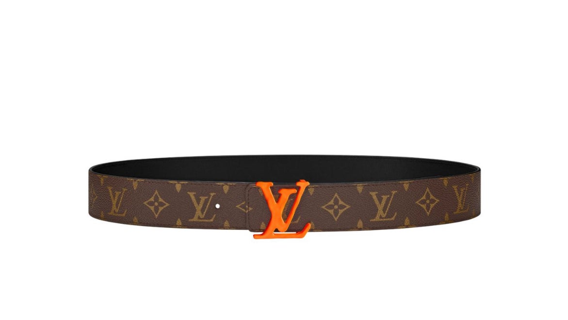 Image of LOUIS VUITTON LV MONOGRAM 40MM SS19 VIRGIL ABLOH