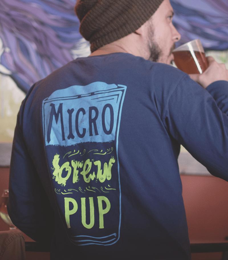 Image of Mirco Brew Pup