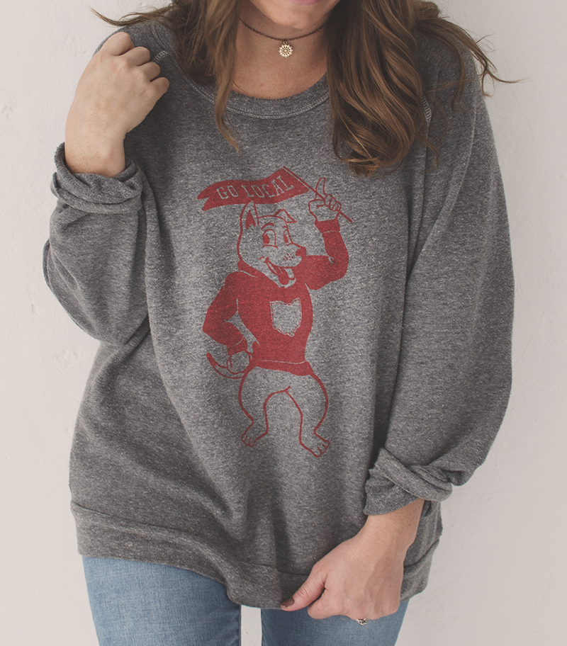 Image of Ohio - Go Local Sweatshirt