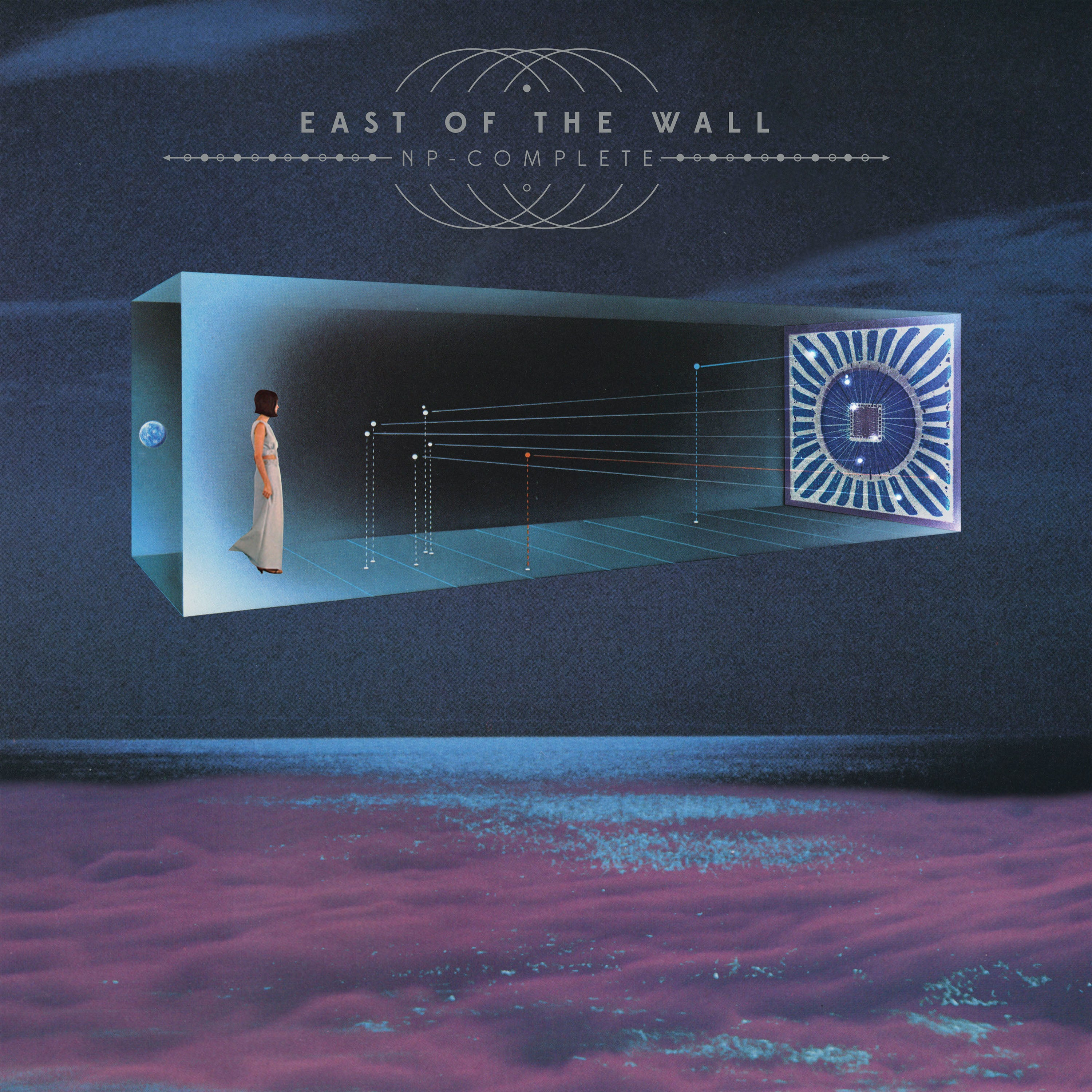 Image of East of the Wall - NP-Complete 2xLP *Preorder