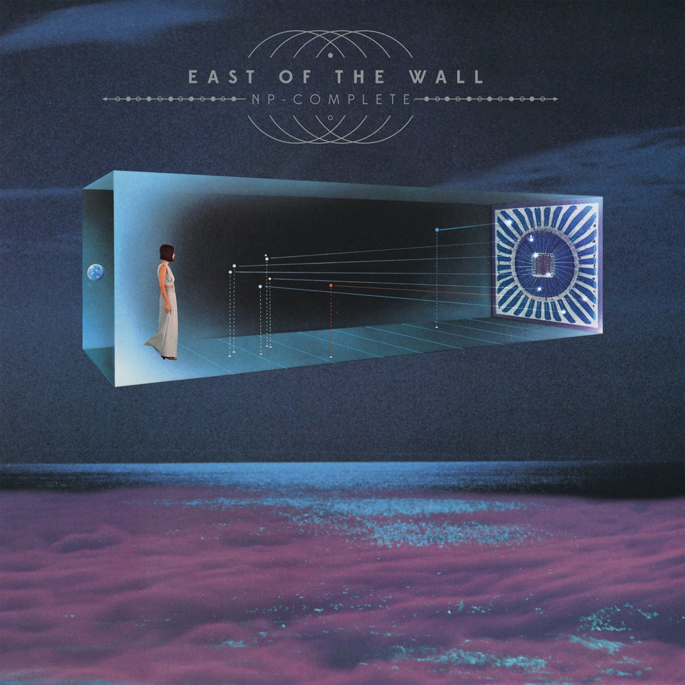 Image of East of the Wall - NP-Complete 2xLP